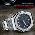 GA2100 Second Generation G Shock Bezel Watch Set 100%Metal 316L Stainless image