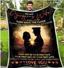 Police - To My Wife - Your Last Everything Fleece Blanket