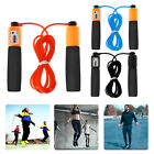 Sports Accessories Skip Rope Anti Slip Handle Jump Ropes Counting With Counter image