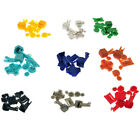 1Set colorful A B buttons D-pad for Nintendo game boy advance SP GBA _wu