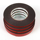 10M Strong Permanent Double-Sided Adhesive Glue Tape Super Sticky With Red TOTEU