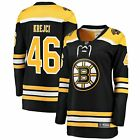 David Krejci Boston Bruins Fanatics Branded Womens Breakaway Player Jersey