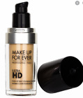 Makeup Forever Ultra HD Invisible Cover Foundation~NIB~Full Size~Choose Shade