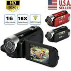 Kyпить Camcorder Digital Video Camera 1080P HD TFT LCD 24MP 16x Zoom DV AV на еВаy.соm