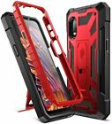 Poetic For Galaxy Xcover Pro Kickstand Case,Full Coverage Shockproof Cover