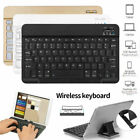 "Au Keyboard Bluetooth For Ipad 9.7"" 2018/10.2 10.5 2019 Android & Windows Tablet"