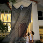 9.8 Ft Halloween Hanging Skeleton Flying Ghost Decoration Party Bar Scary Props√