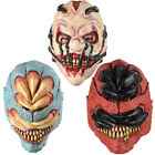 Scary Blood Zombie Mask Demon Mask Devil Latex Cosplay Props Halloween Horror