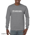 LONG SLEEVE Unisex USPS Postal Post Office Sleeve Tee T-shirt