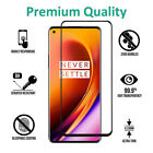 3D Curved Tempered Glass Full Screen Protector OnePlus 8 7 7 Pro Fingerprint 5G