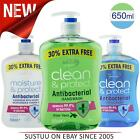 Astonish Anti-Bacterial Liquid Clean & Protect Handwash│Removes Dirt Germs│650ml