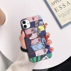 For iPhone11Pro 7 8 XS Cartoon Naruto Anime One Piece Cool Boy Phone Case Cover