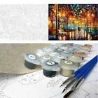 Paint by Numbers DIY Canvas Oil Painting Kit Wall Decor For Beginners 40x50cm