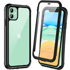 Full Body Protective For iPhone 11 Case Shockproof 11 Pro Max Screen Protector