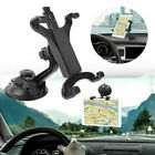 "Adjustable Car Cup Holder Mount For iPad Phone Mini Samsung Galaxy 7""-11"" Tablet"