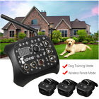 Wireless Electronic Dog Fence Receiver Pet Containment System Training Tool