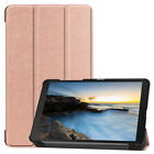 """For Samsung Galaxy Tab A 8.0"""" 2019 SM-T290 T295 Leather Stand Folio Case Cover"""