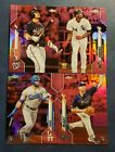 2020 Topps Chrome Pink Refractors with Rookie You Pick Soto Torres GuerreroBaseball Cards - 213