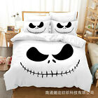 The Nightmare Before Christmas 3PCS Besdding Set Duvet Cover Pillowcases US Size