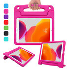"iPad 8th Generation Case 10.2"" 2020 2019 7th Kids Shock Proof Foam Handle Cover"