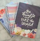 Inspirational Spiral Notebook 7x5
