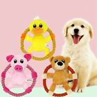 Dog Toys For Large Dogs Puppy Chew Squeaker Training Durable Quack Sound Throw