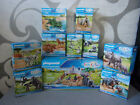 Playmobil Family Fun - Adventure Zoo Animals Set's for Selection - Nip