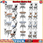 Mosaic Garden Bistro Set Chairs & Table Home Furniture Outdoor Patio Dining 2020