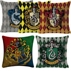 Harry Potter Cushion Cover Throw Pillow Case Sofa Home Office Decor Gift Travel