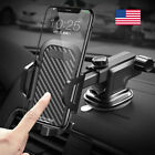 360° Rotating Car Windshield Air Vent Mount Cradle Phone Holder Stand Mount Clip