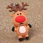 Cartoon+Christmas+Keyring+Ornament+Xams+Tree+Elk+Snowman+Alloy+Keychain+Pendant