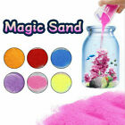 100g Non-Wet Magic Sand Handmade Toy Non-toxic Sands Educational Kid Gifts DIY