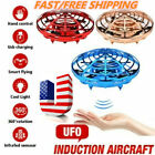 360° Mini Drone Smart UFO Aircraft for Kids Flying Toy RC Hand Control Xmas US