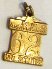 """49 Different Girl Scout CHARMS NEW & Vintage """"GROUP 2"""" CHRISTMAS GIFTS, COMBINE"""