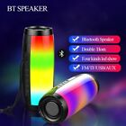 Best Wireless Bluetooth Speaker with LED Colorful Subwoofer for Computer Radio