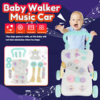 Multi Step Pusher Educational Enlightenment Safety Anti Sideslip Baby Walker