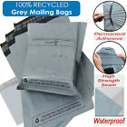 Grey Plastic Parcel Bags Mailing Bag Postal Postage Bags Self Seal Poly Mailers