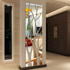 3d Tree Mirror Wall Sticker Removable Diy Art Decal Home Decor Mural Acrylic