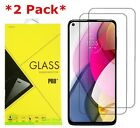 Внешний вид - 2Pack Motorola Moto G Stylus/Power/Play 2021 Tempered Glass Screen Protector