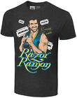 WWE RAZOR RAMON Legends Graphic OFFICIAL AUTHENTIC T-SHIRT
