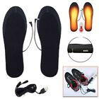 Rechargeable Heated Shoes Insoles Warmer Woman Film Heating Keep Man USB