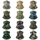 Neck Gaiter Balaclava Bandana Headwear Face Cover Mask Headband for Women Men