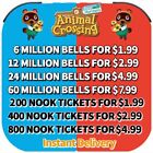 Внешний вид - Animal Crossing:New Horizons Bells, Nook Miles Tickets, Materials Fast Delivery