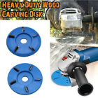 16mm Woodworking Turbo Plane For Aperture Angle Grinder Wood Carving Cutter
