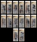 U CHOOSE Tim Holtz Stampers Anonymous Mixed Media Stamps & Stencil Sets