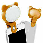 Portable 16 LED Selfie Flash Fill Flash Light For Samsung iPhone #