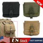 Tactical Utility Organizer Cell Phone Bags Molle Military Nylon Belt Bag Outdoor