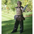 Boys Roman Gladiator Child Fancy Dress Costume 3-11 yrs