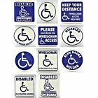 Disabled Signs, Disability, Wheelchair Access Signs