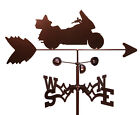 SWEN Products GOLD WING MOTORCYCLE Steel Weathervane